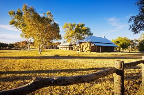 Alice Springs - Telegraph Station en Australie