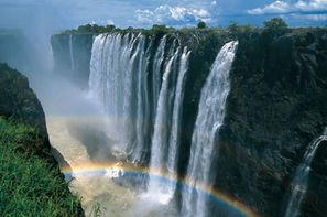 Vacances Le Cap: Autotour Du Cap aux Parcs d'Adrique du Sud & Chutes Victoria