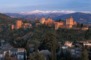 Andalousie-Malaga, Autotour Balade andalouse en liberté