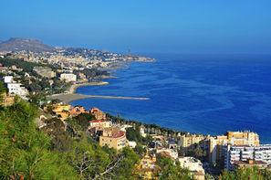 Vacances Malaga: Autotour Andalousie + extension balnéaire Maxi Club Palia Las Palomas