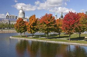 Canada-Montreal, Autotour Québec Authentique