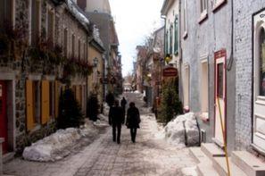 Canada - Montreal, Autotour Mon Bel Hiver