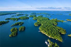 Vacances Toronto: Autotour Mille Iles et Chutes du Niagara
