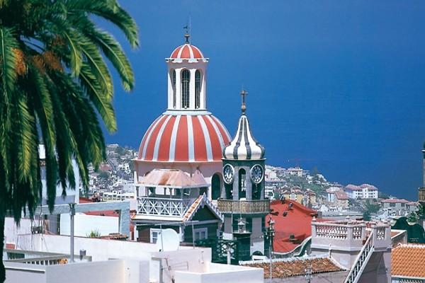Ville - Autotour Tenerife en Liberté
