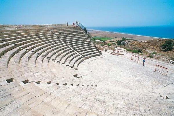 (fictif) - Autotour L'Essentiel de Chypre - Arrivée Larnaca