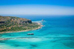 Vacances Heraklion: Autotour Le Fil d'Ariane, logement hôtels