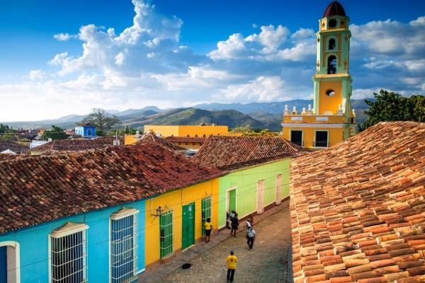 Ville - Autotour Bienvenido a Cuba