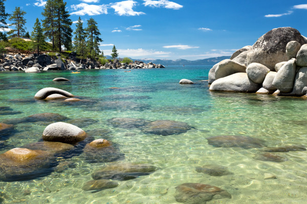 Nature - Autotour Lacs et Déserts