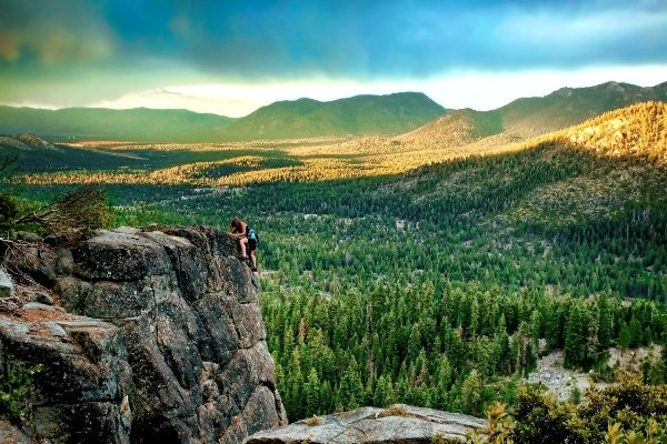 Nature - Autotour Découverte des Parcs du Nevada