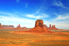 Monument Valley aux Etats-Unis