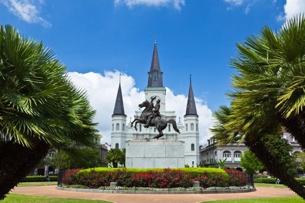 Monument - Autotour Louisiane Authentique