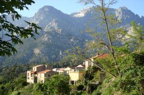 France Corse-Ajaccio, Autotour Route des Villages