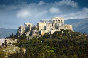 Grece - Athenes, Autotour Grèce Classique et Meteores