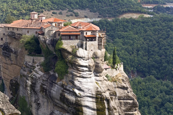 Ville - Autotour Grèce Classique et Meteores 3*