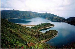 Iles Des Acores - Ponta Delgada, Autotour Combiné 3 îles des Açores
