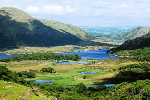 Nature - Autotour Les îles d'Irlande