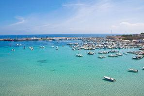 Vacances Brindisi: Autotour Les Pouilles en Liberté