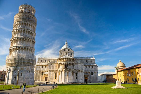 Monument - Autotour En Terre Toscane 3*