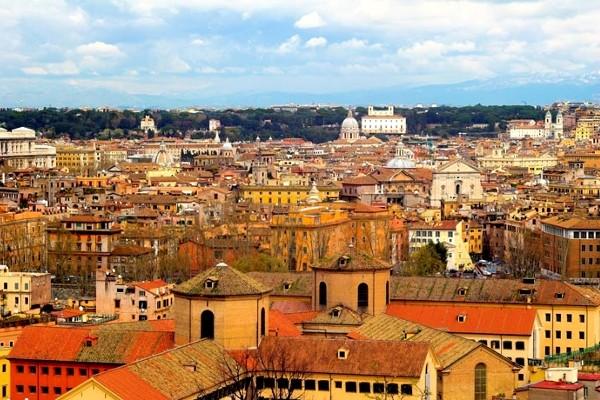 Ville - Autotour Rome & Lazio