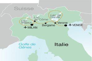 Italie - Venise, Autotour Dolce Romantica