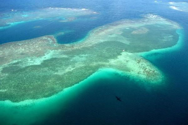 Vue du ciel - Découverte de la Martinique