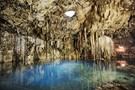 Cenote Dzitnup aux Caraïbes