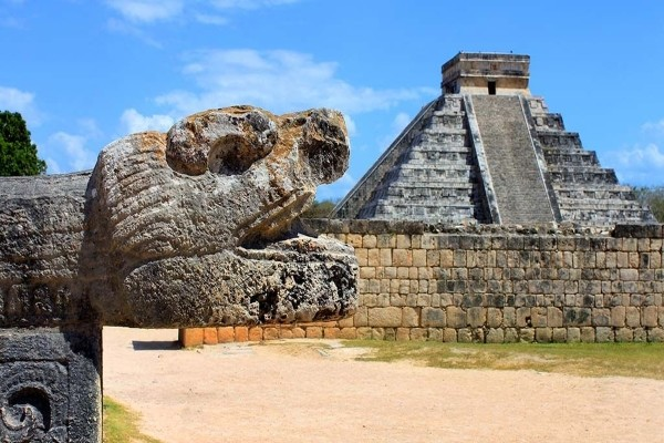 Monument - Autotour Merveilles du Monde Maya