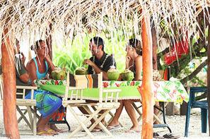 Polynesie Francaise - Tahiti, Autotour MAEVA à tahiti et Moorea en pension de famille