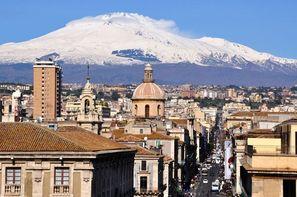 Sicile et Italie du Sud - Catane, Autotour Sicile Baroque