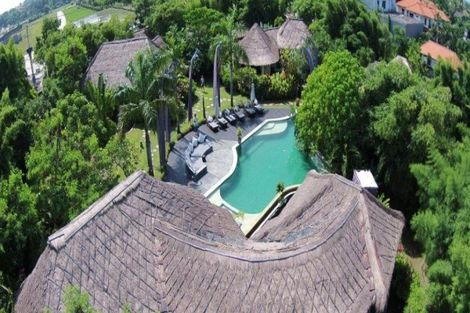 Piscine à Bali