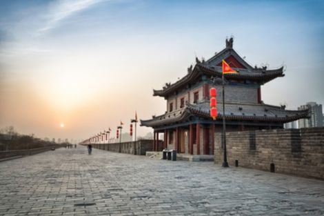 Xi'An en Chine