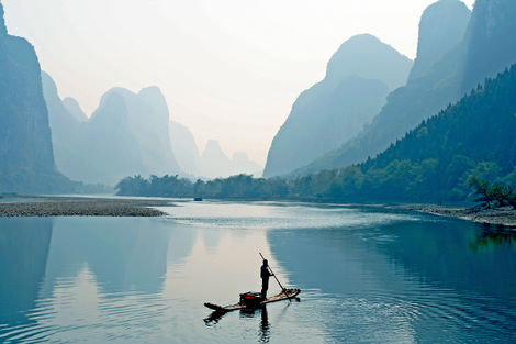 Guilin en Chine