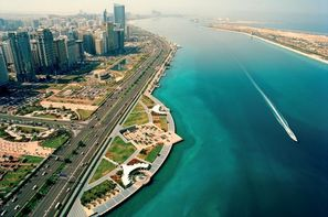 Abu Dhabi - Abu Dhabi, Circuit Abu Dhabi / Dubaï / Istanbul