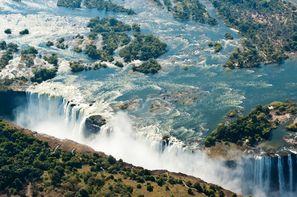 Afrique Du Sud - Johannesbourg, Circuit Afrique du sud en VO et Chutes Victoria