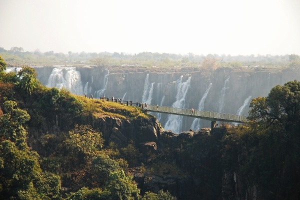 Circuit Civilisations + Extension Victoria Falls 4*