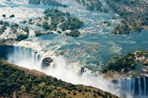 Afrique Du Sud - Le Cap, Circuit Afrique du sud en VO et Chutes Victoria