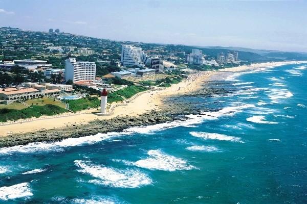 Plage - Circuit Indispensable Afrique Du Sud