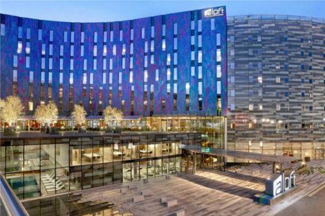 Hôtel Aloft Excel 4* - LONDRES - ROYAUME-UNI