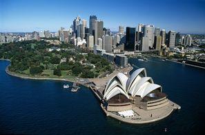 Australie-Melbourne, Circuit Lumières d'Australie + Victoria State + Palm Cove