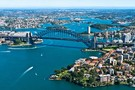 Sydney - Harbour Bridge en Australie
