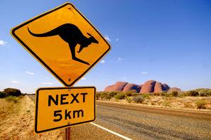 Australie-Perth, Circuit Au Royaume des Kangourous