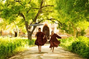 Birmanie - Mandalay, Circuit Birmanie du Nord au Sud (sans vols)