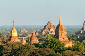 Birmanie - Mandalay, Circuit Birmanie du Nord au Sud et extension balnéaire à Nagpali