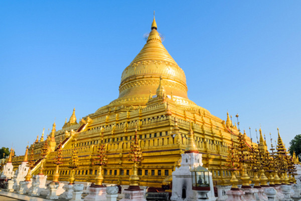 Monument - Circuit Merveilles de Birmanie