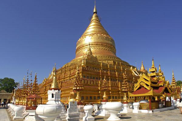 Monument - Circuit Birmanie du Nord au Sud hiver 17/18