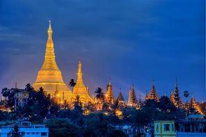 Birmanie - Yangon, Circuit Légendes Birmanes