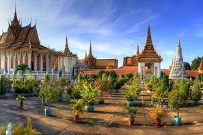 Vacances Phnom Penh: Circuit Indispensable Camboge & Plage