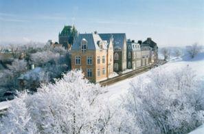 Canada - Montreal, Autotour FETE EN FAMILLE