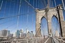 New York - Brooklyn Bridge au Canada