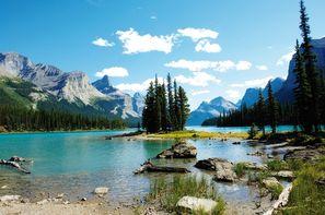 Canada - Vancouver, Autotour Eclats Pacifique- Clé en main